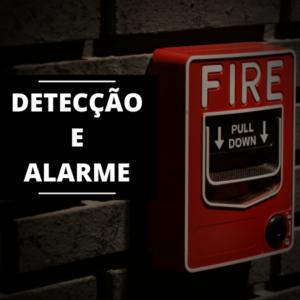 Detecção Alarme