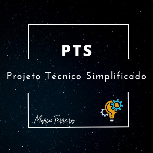 Projeto Técnico Simplificado - PTS