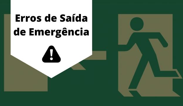 saida de emergencia gratis